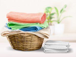 Wäsche von Privatkunden