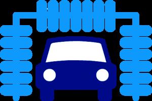 Symbol Autowaschanlage